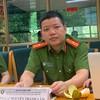 Thiếu tá Nguyễn Thành Lâm