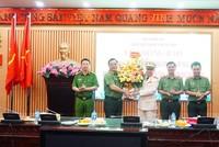 Thăng cấp bậc hàm Thiếu tướng đối với đồng chí Nguyễn Thanh Tùng - Phó Giám đốc CATP Hà Nội