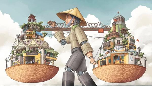 """Giới trẻ nghĩ gì về Thủ đô nhìn từ cuộc thi """"Hà Nội là...""""?"""