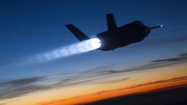 """[ẢNH] Israel bất ngờ cho F-35I """"kiểm tra"""" năng lực tác chiến của Nga tại Syria?"""