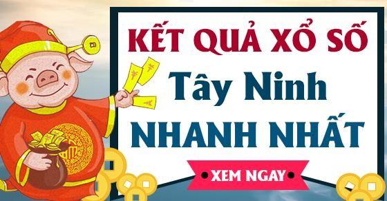 KQXSTN 21/1 - Kết quả xổ số Tây Ninh hôm nay ngày 21 tháng 1 năm 2021