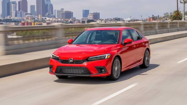 [ẢNH] Honda Civic 2022: Tối giản nhưng vẫn đậm chất thế thao