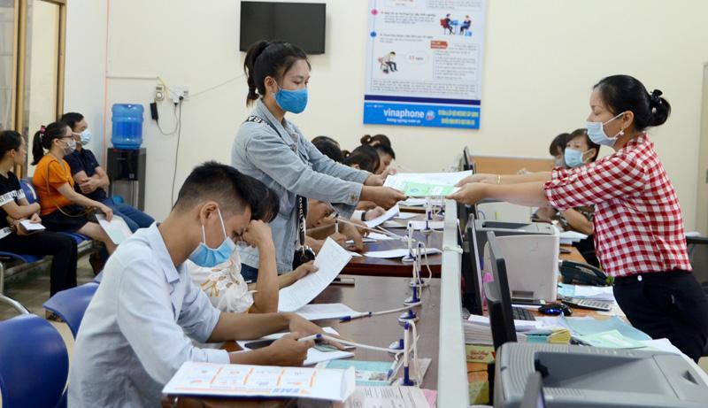 Gần 87.000 người hưởng chế độ bảo hiểm thất nghiệp trong tháng 7/2021