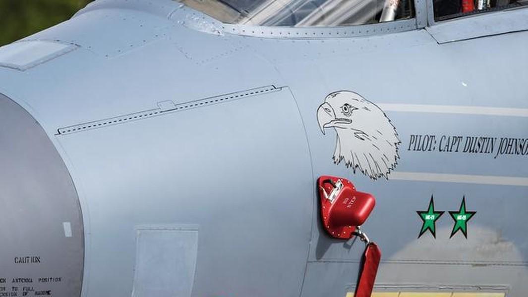 US fighter frame