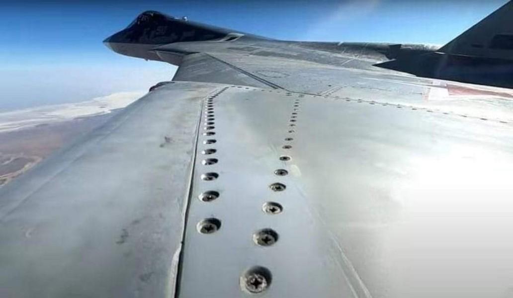 Russian using ordinary screw in Su-57