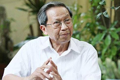 PGS. TS Lê Văn Cương - nguyên Viện trưởng Viện Nghiên cứu chiến lược (Bộ Công an)