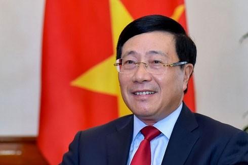 Phạm Bình Minh (Ủy viên Bộ Chính trị, Phó Thủ tướng Chính phủ, Bộ trưởng Bộ Ngoại giao)