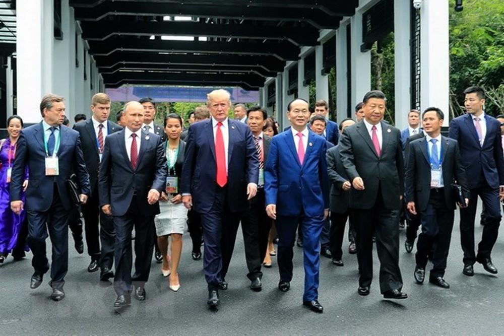 Chủ tịch nước Trần Đại Quang: Làm hết sức mình phục vụ Tổ quốc, phục vụ nhân dân ảnh 1