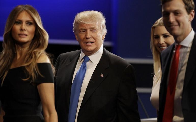 Gia đình hạnh phúc của Tổng thống Mỹ Donald Trump
