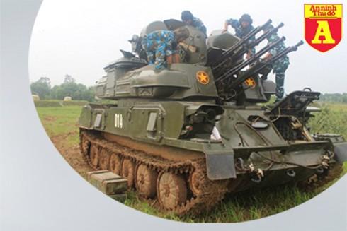 [Infographic] Lưới lửa tầm thấp cực kỳ nguy hiểm của quân đội Việt Nam