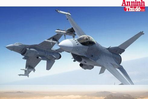 [Infographic] F-16V, phiên bản kinh hoàng nhất trong gia đình F-16