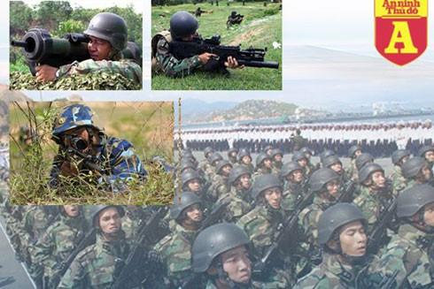 [Infographic] Khám phá những vũ khí cực kỳ hiện đại của Hải quân đánh bộ Việt Nam