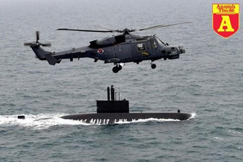 [Infographic] Sức mạnh siêu trực thăng săn ngầm Hàn Quốc vừa triển khai đề phòng Triều Tiên ảnh 1