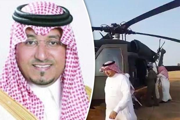 [Infographic] Trực thăng chở Thái tử Saudi Arabia rơi là loại UH-60 nổi tiếng do Mỹ sản xuất ảnh 1