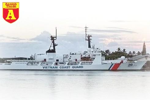 [Infographic] Chiến hạm Mỹ tặng Việt Nam đã vượt đại dương để về nước ảnh 1