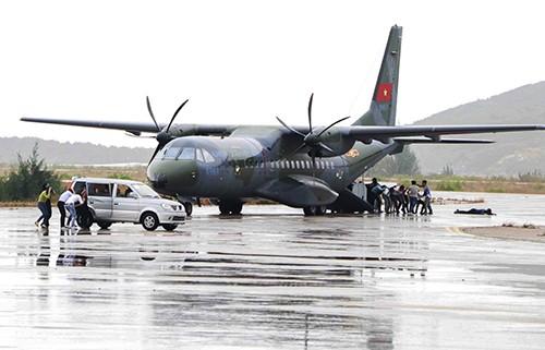 [Infographic] Máy bay vận tải hiện đại nhất của Việt Nam vừa tham gia diễn tập chống khủng bố ảnh 2
