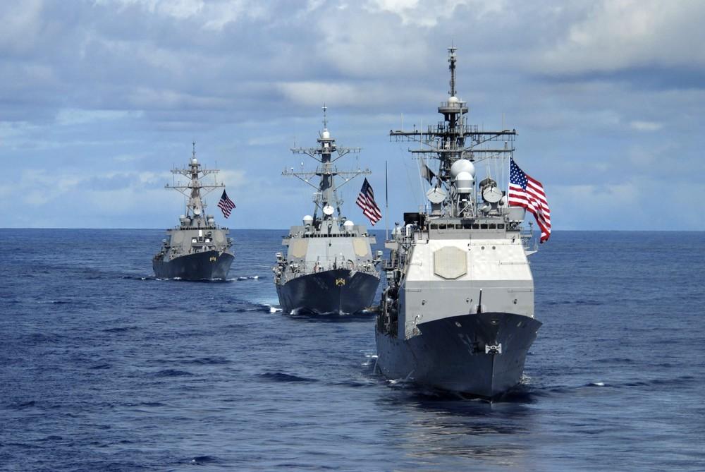 [ĐỒ HỌA] Điều gì khiến tuần dương hạm Mỹ mỗi khi đi vào biển Đông là Trung Quốc lo lắng và phản đối ảnh 1