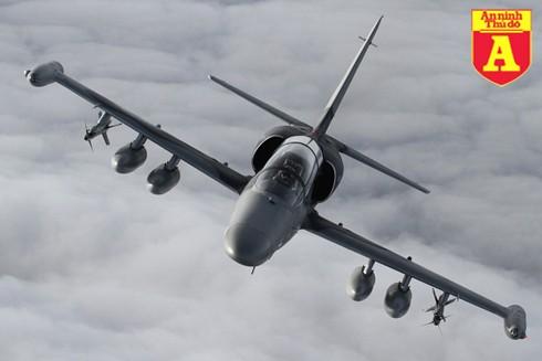 [ĐỒ HỌA] Gạt máy bay Nga, Mỹ sang một bên, Iraq quyết định chọn L-159 Czech để đánh IS ảnh 1
