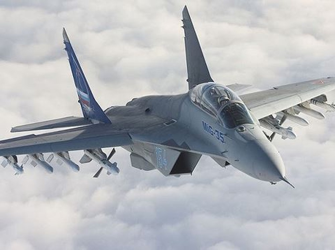 [ĐỒ HỌA] Tình thế cấp bách có thể Nga sẽ đánh liều cho tiêm kích 4.5 MiG-35 sang Syria thử lửa? ảnh 1
