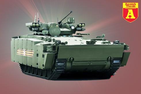 [ĐỒ HỌA] Thiết giáp Kurganets-25, cái tên sẽ làm rạng danh Nga trên chiến trường tương lai ảnh 1