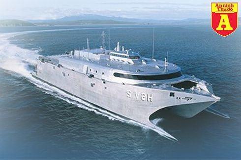 [ĐỒ HỌA] Chiến hạm Mỹ sản xuất bị phiến quân dùng tên lửa Trung Quốc bắn cháy ảnh 1