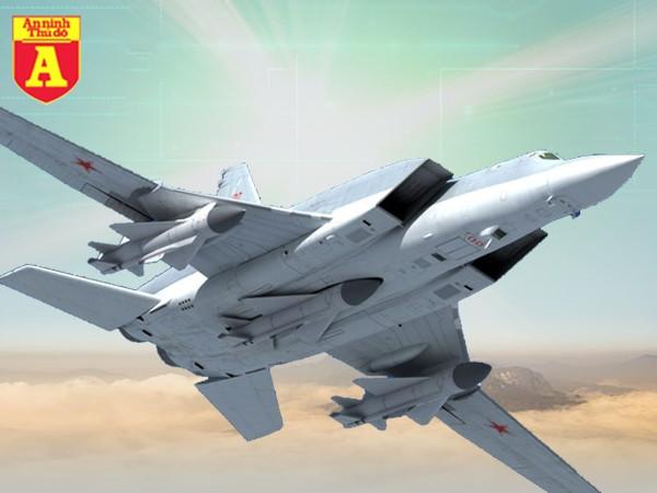 [ĐỒ HỌA] Pháo đài bay Tu-22M3M đeo kiếm thủ Kh-47, bảo bối của quân đội Nga ảnh 1