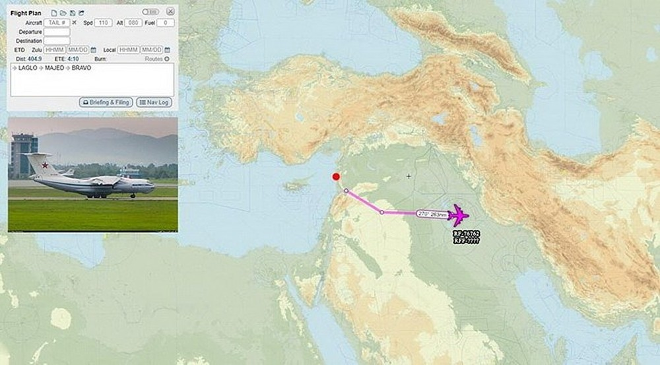 """[ĐỒ HỌA] Nga đánh lừa Israel khi sử dụng """"lực sĩ"""" IL-76 để chở S-300 cho Syria? ảnh 2"""