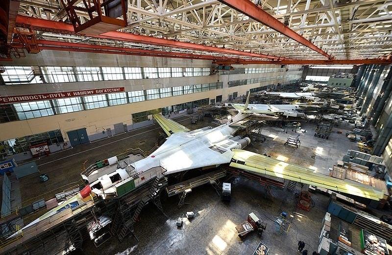 """[Info] Bất ngờ khi """"pháo đài bay"""" Tu-160M2 không phải mới tinh hoàn toàn ảnh 2"""
