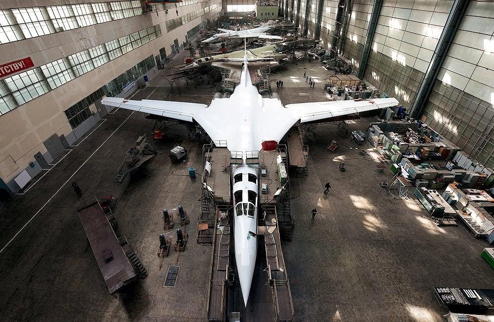 """[Info] Bất ngờ khi """"pháo đài bay"""" Tu-160M2 không phải mới tinh hoàn toàn ảnh 3"""