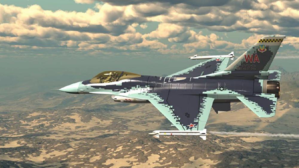 """[Info] Giật mình với """"siêu phẩm Su-57"""" của Mỹ ảnh 1"""