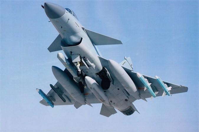 [Info] Pakistan sẽ mua chiến đấu cơ J-10 để chống Ấn Độ? ảnh 1