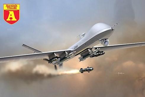 """[Info] Nhờ Mỹ lắp thêm vũ khí cho MQ-9, Pháp sẽ mang """"ác điểu"""" cho các cuộc viễn chinh? ảnh 1"""