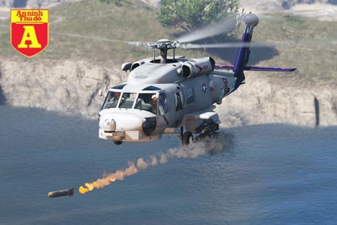 """[Info] 24 """"Sát thần biển"""" MH-60R của Mỹ có giúp hải quân Ấn Độ lấn lướt Trung Quốc và Pakistan? ảnh 1"""