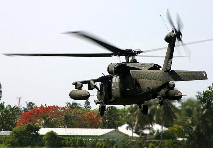 """[ẢNH] """"Diều hâu đen"""" UH-60A Mỹ nghỉ hưu, tạm biệt một huyền thoại ảnh 4"""