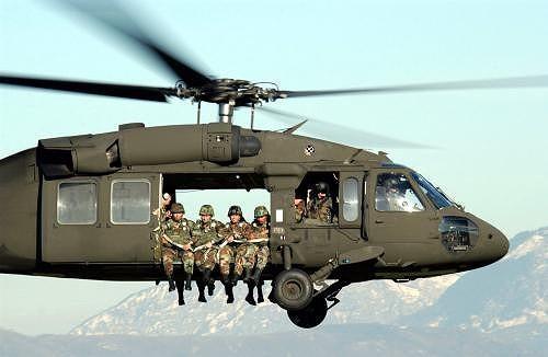 """[ẢNH] """"Diều hâu đen"""" UH-60A Mỹ nghỉ hưu, tạm biệt một huyền thoại ảnh 10"""