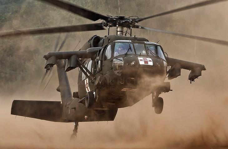 """[ẢNH] """"Diều hâu đen"""" UH-60A Mỹ nghỉ hưu, tạm biệt một huyền thoại ảnh 25"""