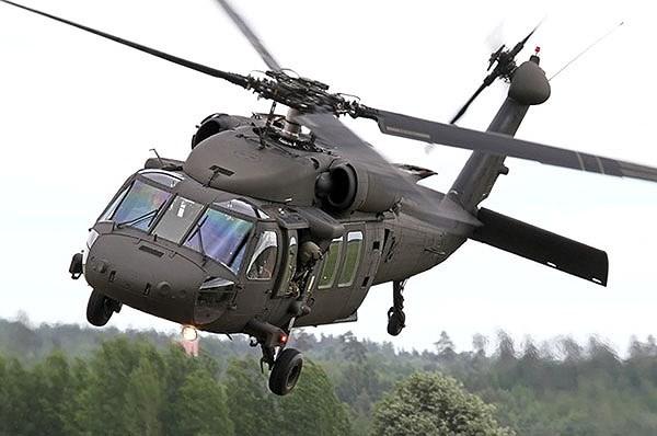 """[ẢNH] """"Diều hâu đen"""" UH-60A Mỹ nghỉ hưu, tạm biệt một huyền thoại ảnh 16"""