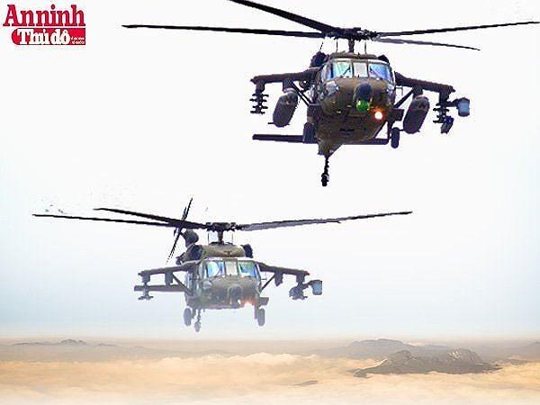 """[ẢNH] """"Diều hâu đen"""" UH-60A Mỹ nghỉ hưu, tạm biệt một huyền thoại ảnh 18"""