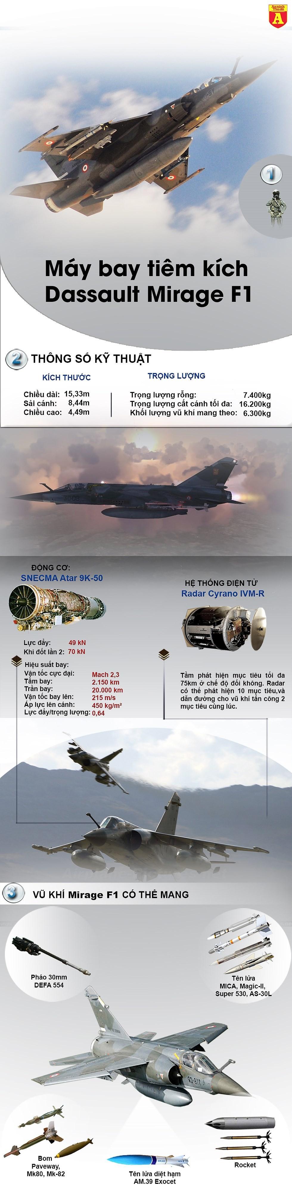 [Info] Bất ngờ với loại chiến đấu cơ Pháp sản xuất vừa bị bắn cháy tại Lybia ảnh 2