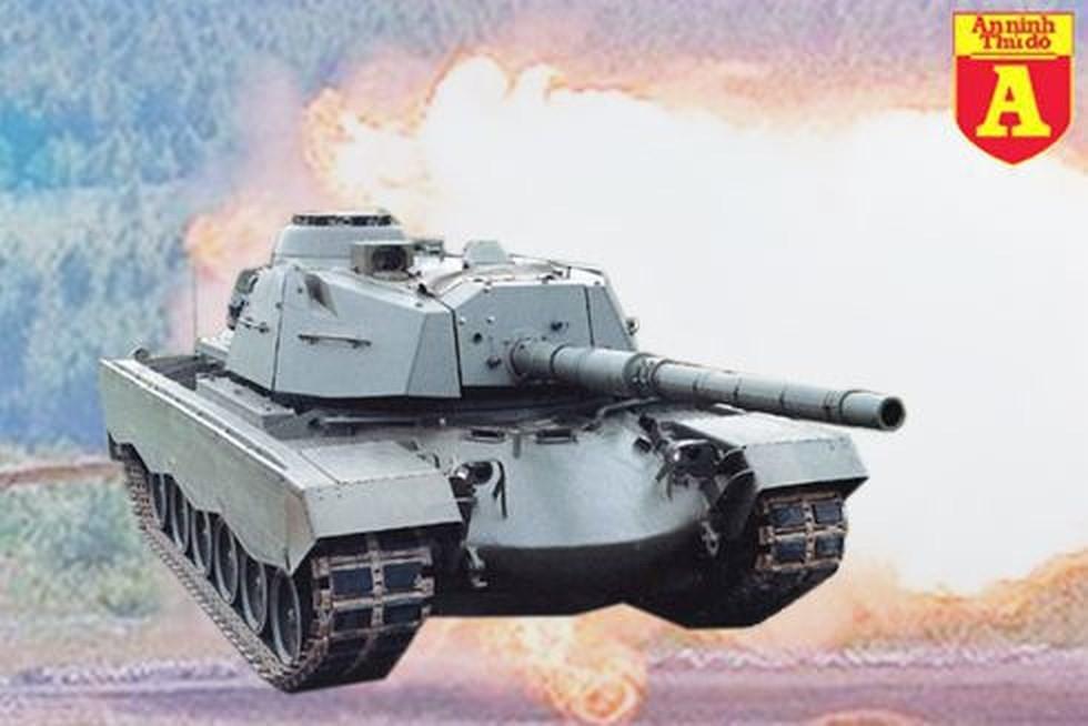 [Info] Nếu muốn, Việt Nam có thể biến M-48 chiến lợi phẩm thành siêu tăng đúng nghĩa? ảnh 1