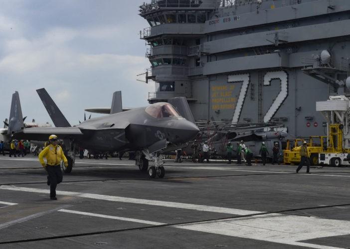 [Info] Sau F-35A sẽ đến lượt F-35C tung đòn hủy diệt tại Trung Đông ảnh 2