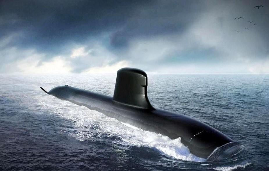 [Info] Pháp hạ thủy siêu tàu ngầm hạt nhân cực mạnh thách thức đối thủ ảnh 1