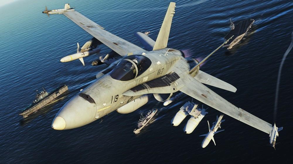 """[Info] """"Ong bắp cày"""" F-18 cuối cùng của Mỹ giã từ bầu trời, kết thúc khúc anh hùng ca ảnh 1"""
