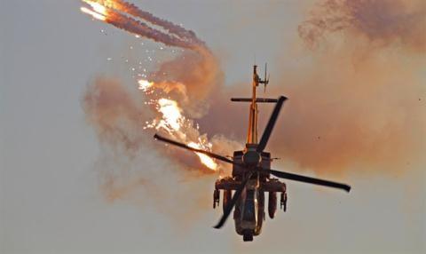 [Info] Đội quân nhà giàu Saudi Arabia khiến trực thăng Apache Mỹ nhận trái đắng ảnh 1