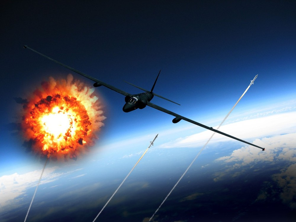 """[Info] """"Rồng già"""" Mỹ lập tức ẩn hiện sát Triều Tiên khi nước này bắn tên lửa ảnh 2"""