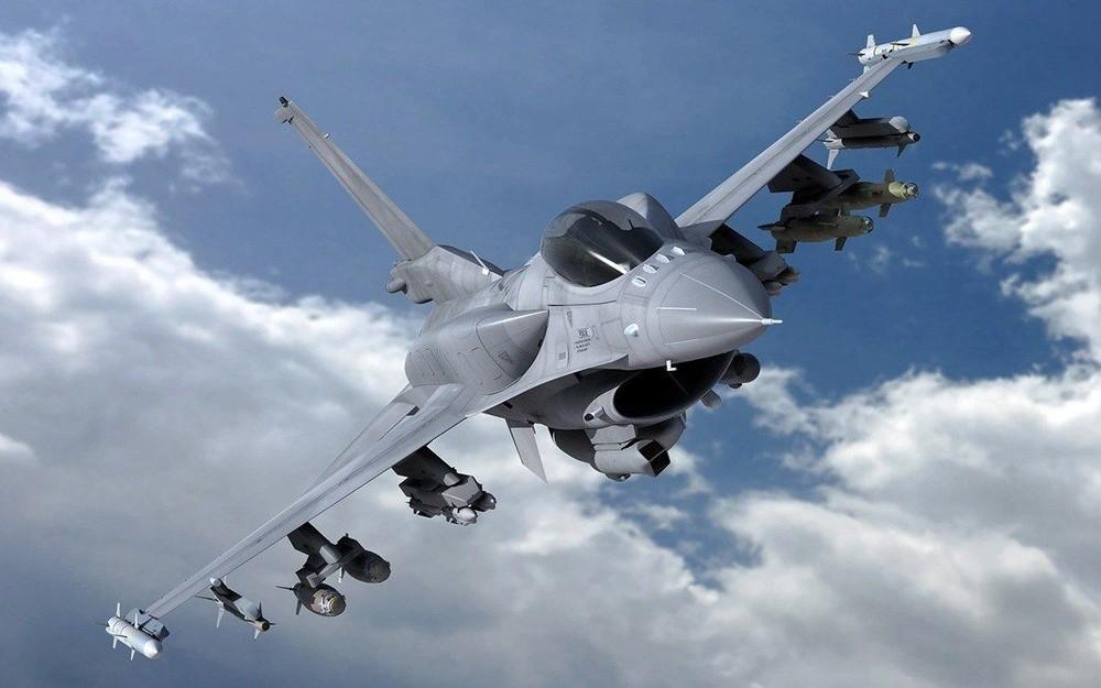 [Info] Mỹ chính thức sản xuất loạt phiên bản mạnh nhất của F-16 ảnh 1