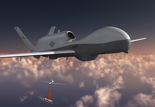 """[Info] Lo ngại """"quà giáng sinh"""" từ Triều Tiên, 4 máy bay do thám Mỹ quần đảo trên không ảnh 3"""
