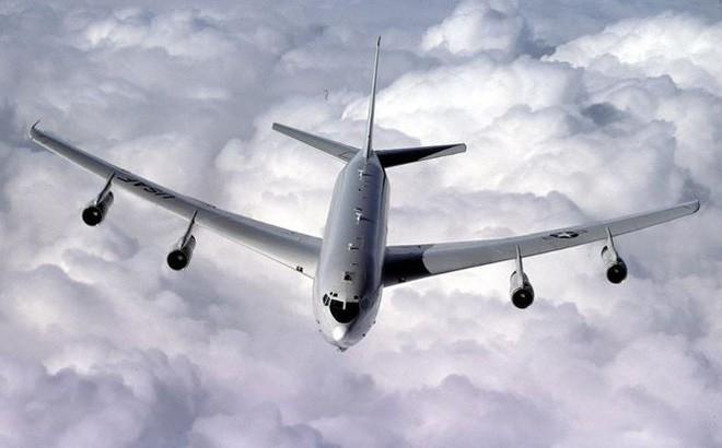 """[Info] Lo ngại """"quà giáng sinh"""" từ Triều Tiên, 4 máy bay do thám Mỹ quần đảo trên không ảnh 2"""