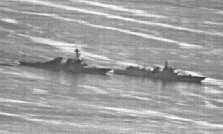 [Info] Chiến hạm mạnh nhất Trung Quốc thua đau nếu đối đầu Mỹ tại Biển Đông ảnh 1