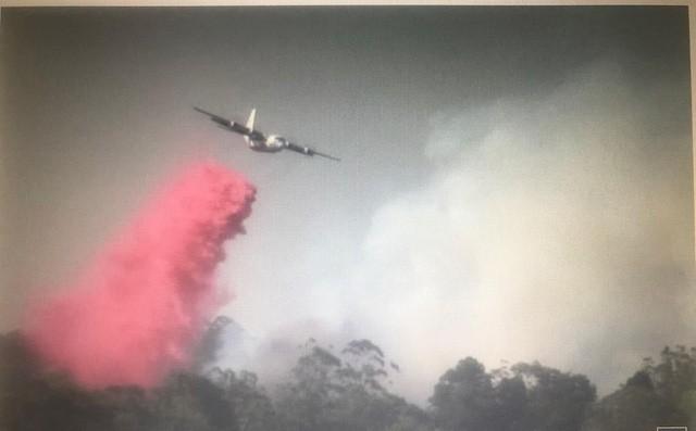 """[Info] """"Lực sĩ bầu trời"""" C-130 lâm nạn khi tham gia chữa cháy tại Australia ảnh 2"""